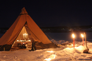 Northern Lights Honeymoon