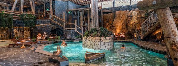 The Floating Spa Hotel Sweden