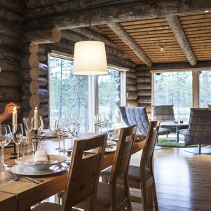 Javri Lodge - Best Adult Only Lodges in Finnish Lapland