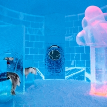icehotel deluxe suite