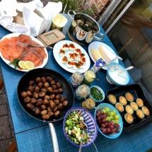 Midsummer Food - Elin Svensson