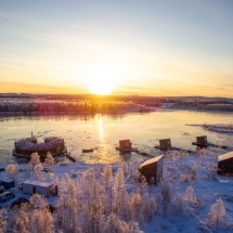 Arctic Bath: Anders Blomqvist