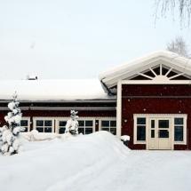 Credit: Graeme Richardson, Swedish Lapland