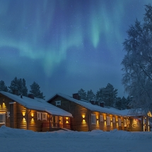 Northern lights romantic break
