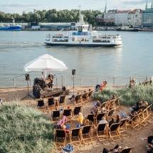 Helsinki during summer Credit: julia kievela
