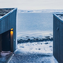 Credit: Varanger Lodge Northern Norway detox lodge