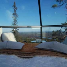 Levi Glass Igloos in Finland