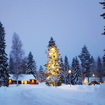 christmas lapland