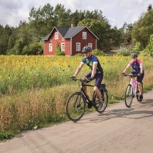 cycle the archipelago trail