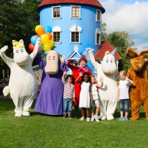 moomin world in naantali