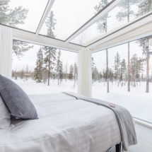 Northern Lights Ranch - Best Adult Only Lodges in Finnish Lapland