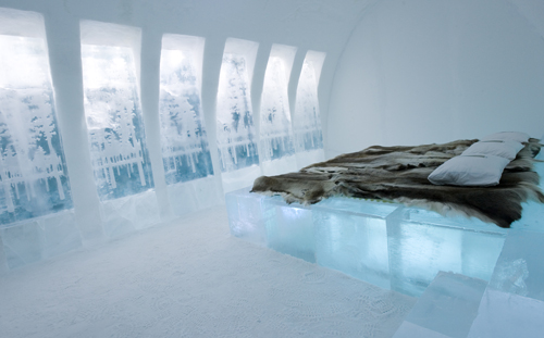 ICEHOTEL Holiday in Sweden and the Northern Lights