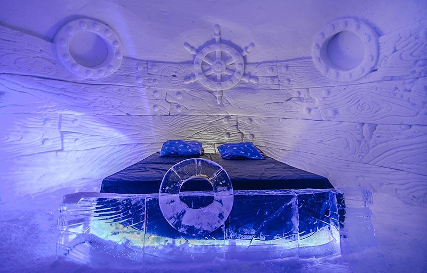 Kirkenes Snow Hotel And The Northern Lights Short Break