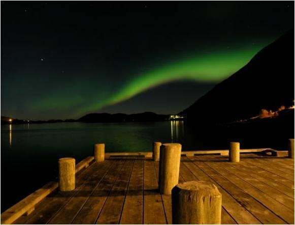 Northern Lights Cabin Holiday Tromso