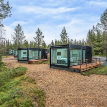 Glass Cabins