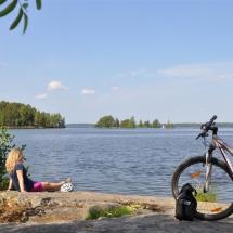 @Pyhä-Näsi - Valkeakoski Rantajapyörä, Photo Hanna Eronen