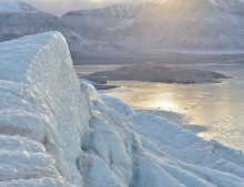 Snow Mobile Adventure Holiday in Spitsbergen
