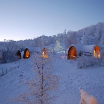 Gamme Cabins - Snowhotel