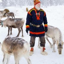 Visit Sami herdsman