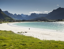 Self drive holiday in the Lofoten and Vesteralan Islands Norway