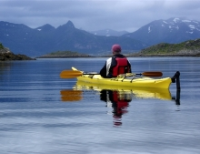 Lofoten Kayaking Holiday
