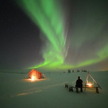 Northern Lights Experience (Credit: Chad Blakley)