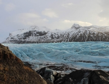 Glacier Lagoon Aurora Trip