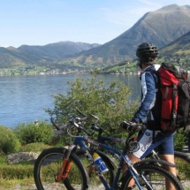Discover Norway cycle