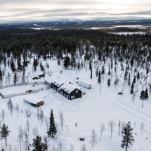 Northern Lights Ranch Finland