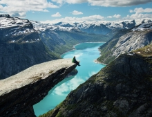 Hardanger Self-drive Holiday Activity Adventure Trolltunga