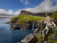 Weekend in the Faroes