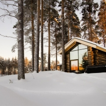 Arctic Retreat Cabin