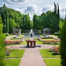 Kultaranta Presidential Garden-Visit Naantali