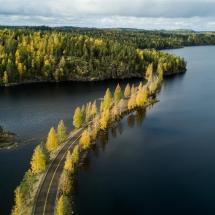 Lakeland roads