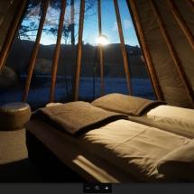 Lavvo tent 2