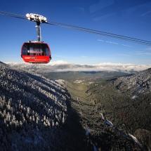 Whistler - Peak-2-Peak gondola