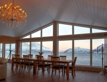 Arctic Panorama Lodge Northern Lights Holiday
