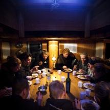 Greenland fjord sailing tour
