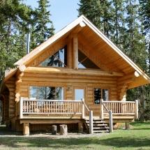 deluxe cabin canada
