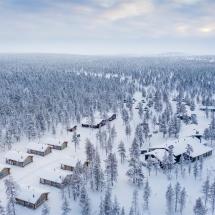 Muotka Wilderness resort